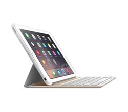 Belkin Tablet Keyboards belkin qode ultimate pro keyboard case white gold